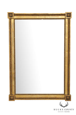 Regency Style Vintage Gilt Wood Frame Wall Mirror