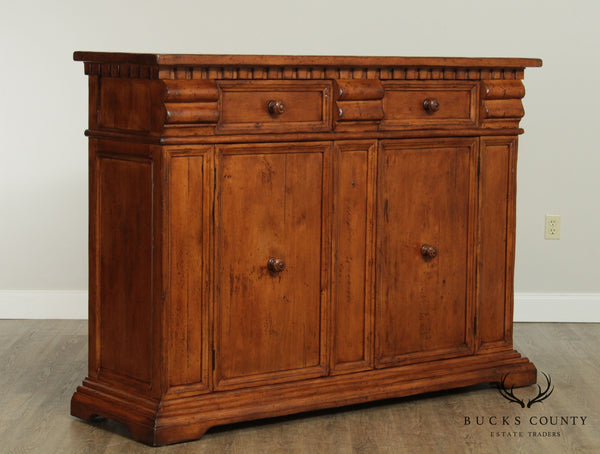 Woodland Furniture French Country Style Cambria Sideboard