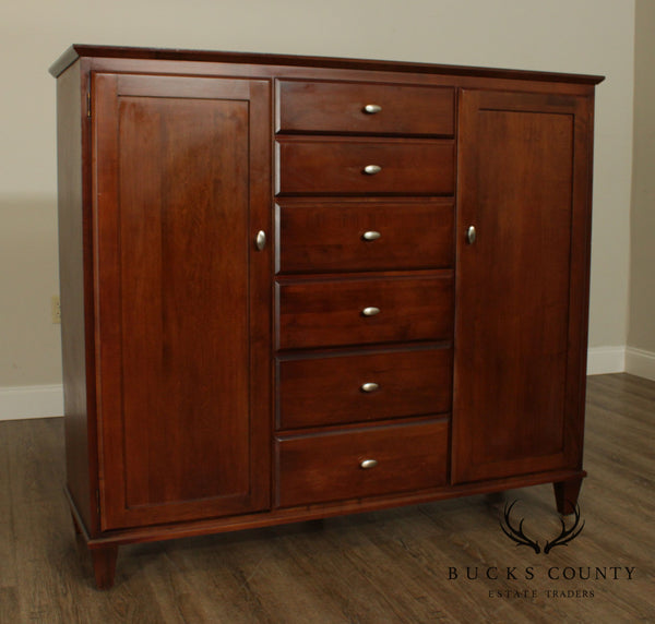 "Ethan Allen ""Elements"" Collection Chifferobe Chest"