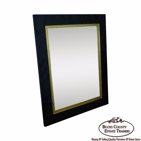 "Jonathan Charles Alexander Julian Collection ""Homespun"" Accented Beveled Mirror"