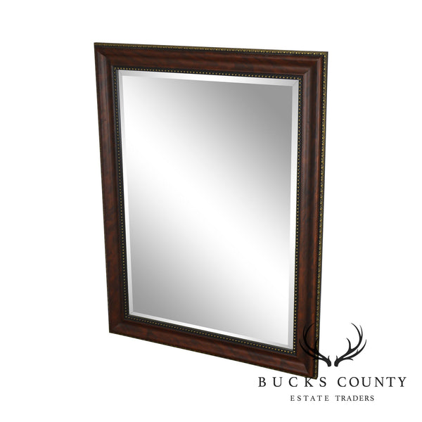 Collective Images Beveled Wall Mirror