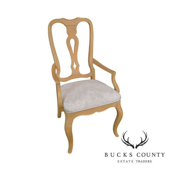 Ethan Allen French Country Maple Armchair