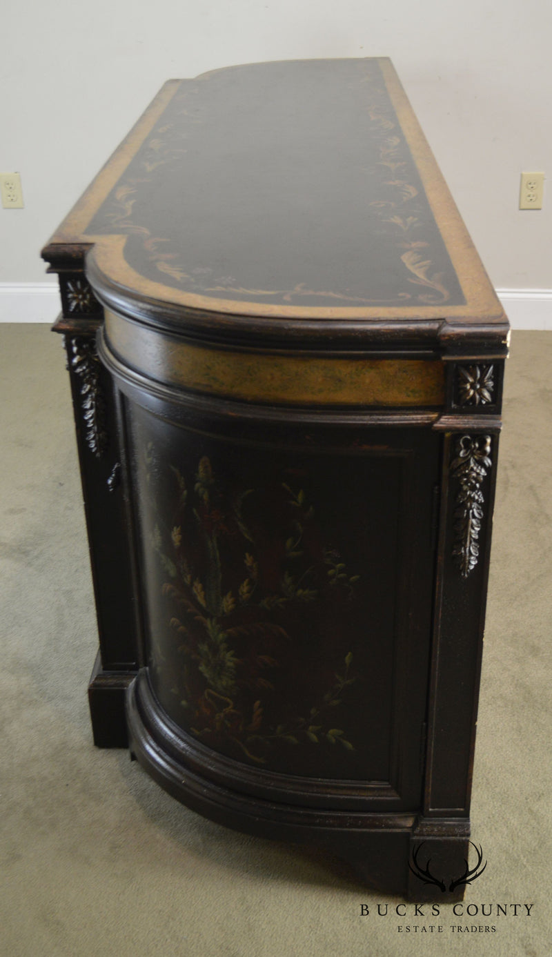 Habersham Paint Decorated Oxfordshire Sideboard