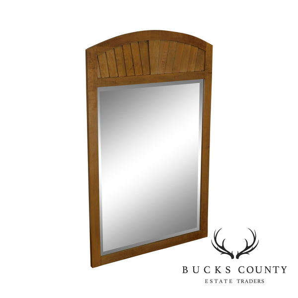 Ethan Allen Country Colors Beveled Mirror