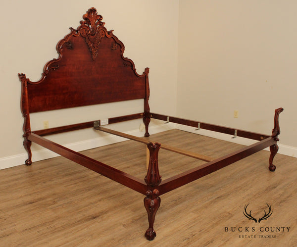 Ralph Lauren French Louis XV Style King Bed