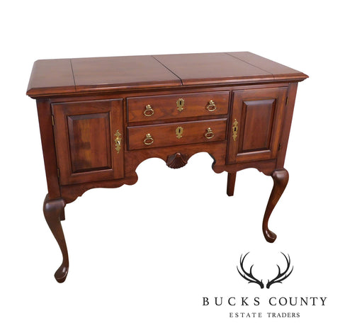 Pennsylvania House Cherry Queen Anne Small Sideboard or Server