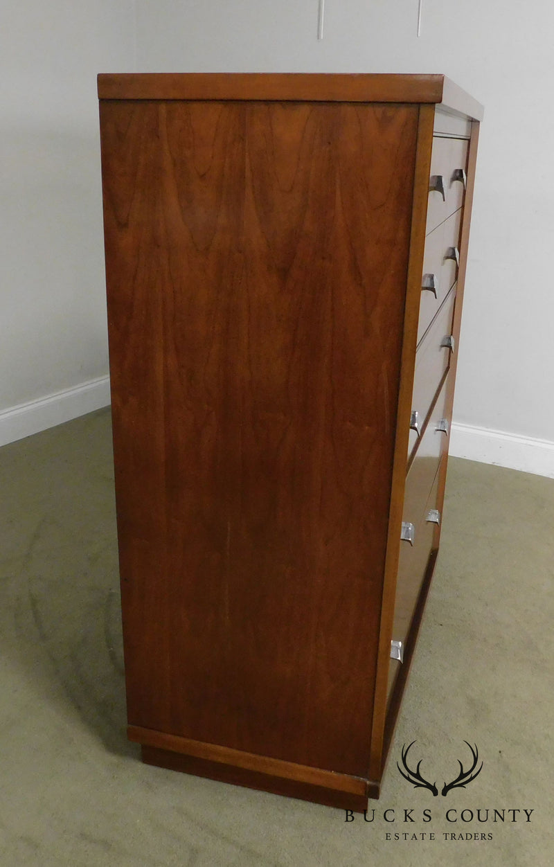 Huntley Furniture Mid Century Modern High Chest