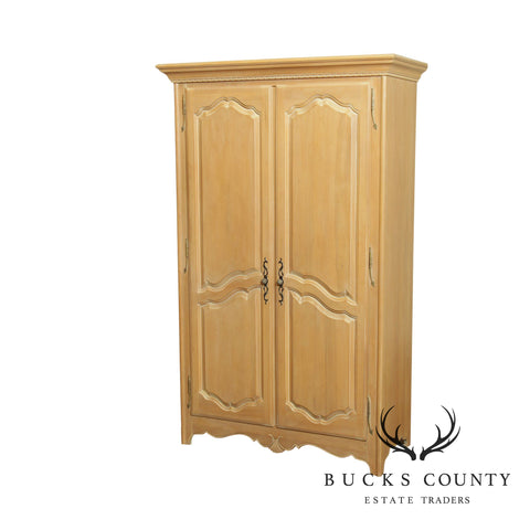 Ethan Allen Country French Armoire