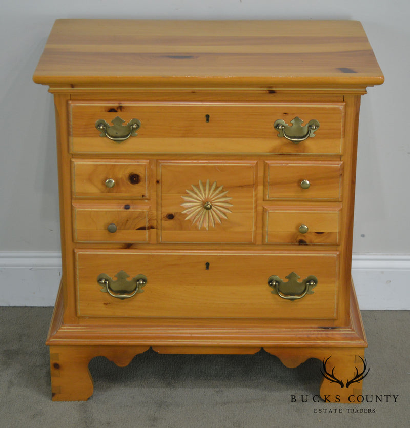 Dixie Solid Pine Nightstand Chest