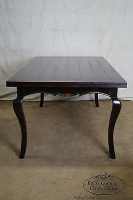Quality French Country Refractory Farmhouse Dining Table