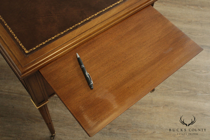 Widdicomb Vintage French Louis XVI Style Bureau Plat Writing Desk