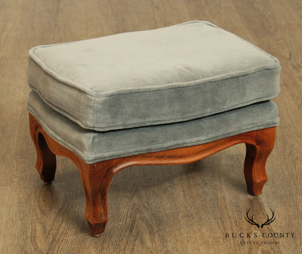 Ethan Allen French Country Style Footstool