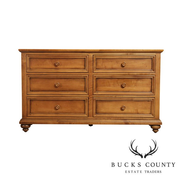 "Ethan Allen ""New Country"" Collection 6 Drawer Dresser"
