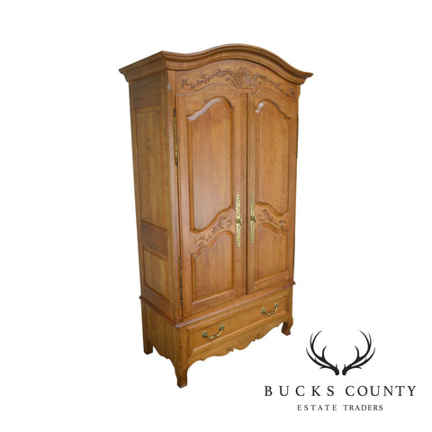 Ethan Allen Legacy Collection French Country Style Armoire