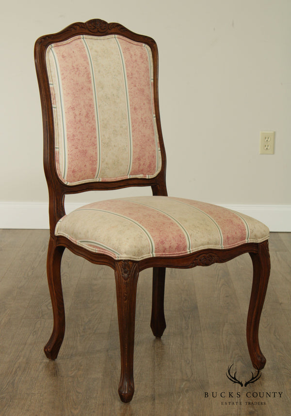 Ethan Allen French Louis XV Style Side Chair