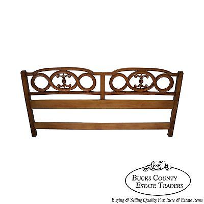 Widdicomb French Style King Size Headboard Circa 1950s