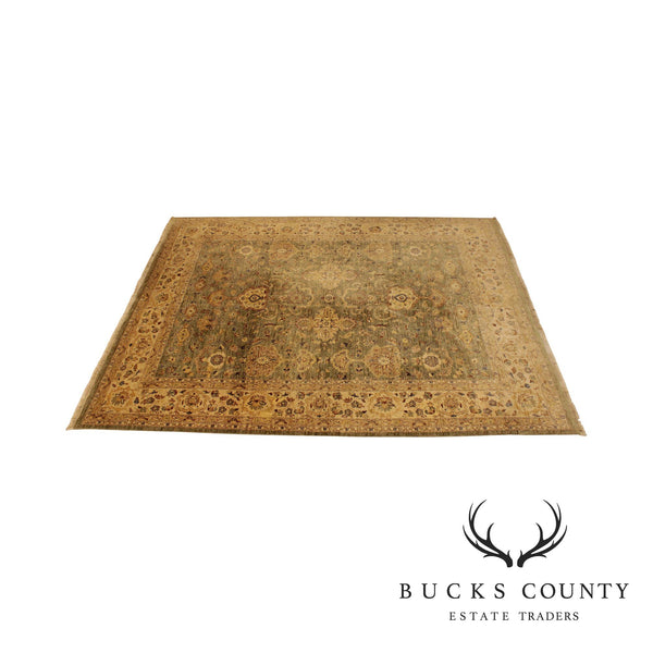Hand Tied 8' x 10' Room Size Rug