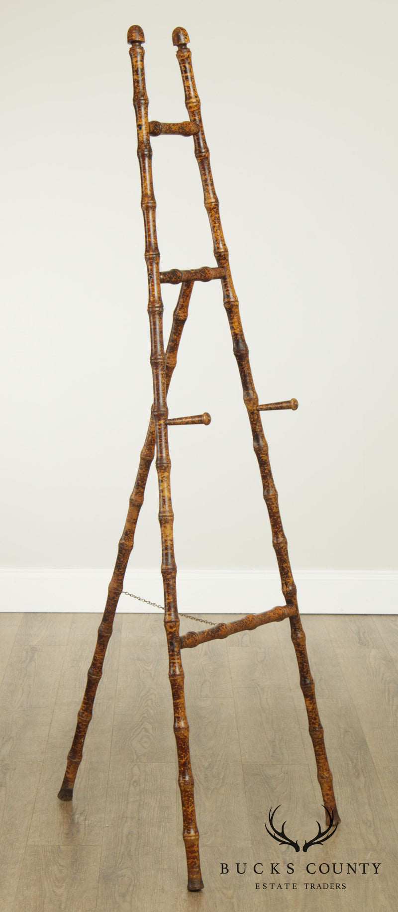 Vintage Faux Bamboo Easel
