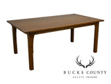 Stickley Mission Collection Oak Dining Table