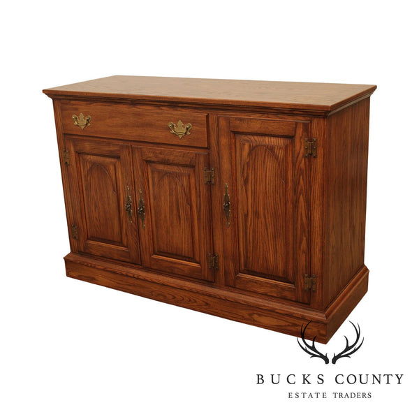 Pennsylvania House Vintage Oak Buffet Sideboard Cabinet
