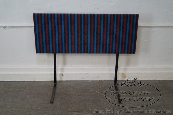 Knoll Mid Century Modern Upholstered Headboard (A)