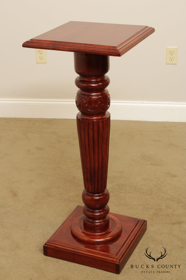 Victorian Style Pedestal Plant Stand