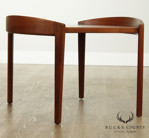 Danish Modern Vintage 1960's Teak Coffee Table