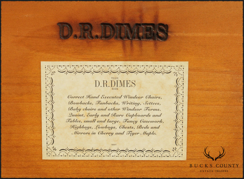 D. R. Dimes Tiger Maple Country Server