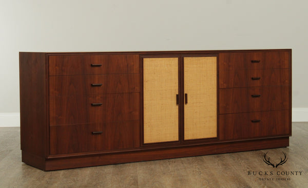 Arne Vodder for Vamo Sønderborg Danish Modern Teak Long Dresser