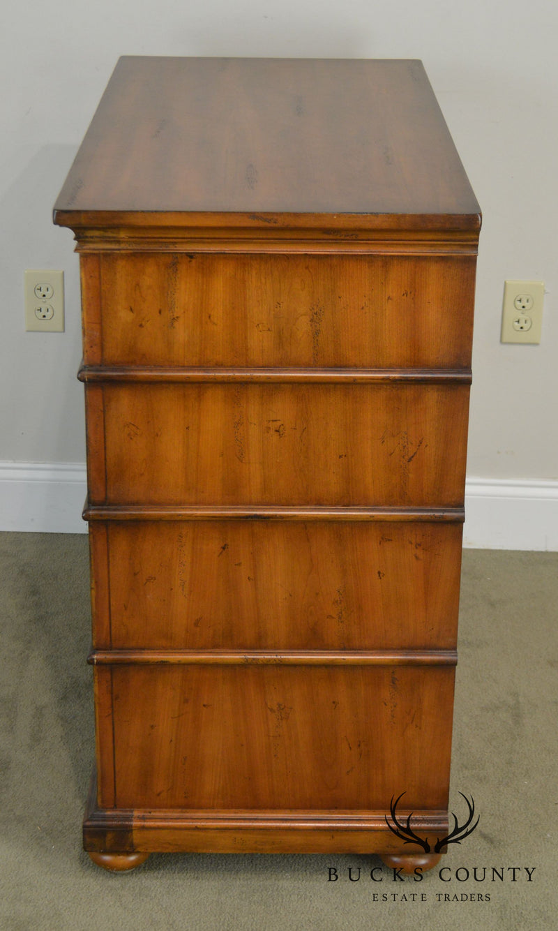 Lexington Palmer Home Charles II Style Walnut Chest of Drawers