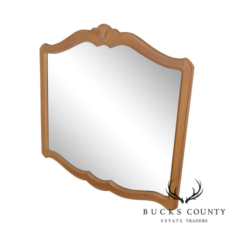 Ethan Allen French Country Beveled Wall Mirror