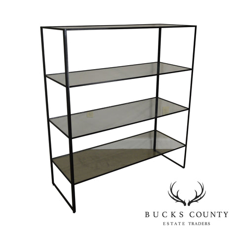 Metal & Glass Display Unit
