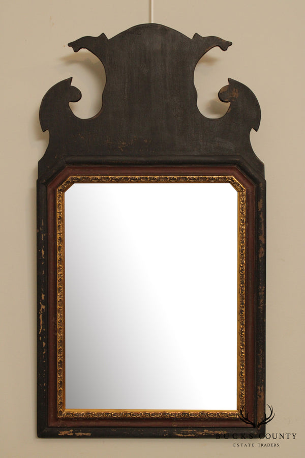 G.L. Sawyer 18th Century Custom Crafted Reproduction Wall Mirror