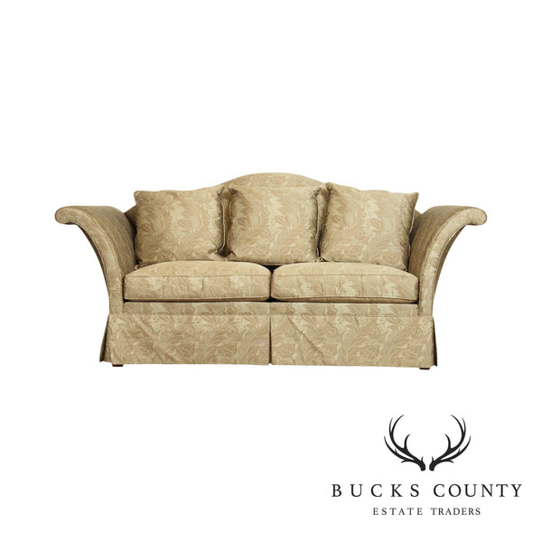 Sovereign Upholstery by Hickory Chair Custom Sofa