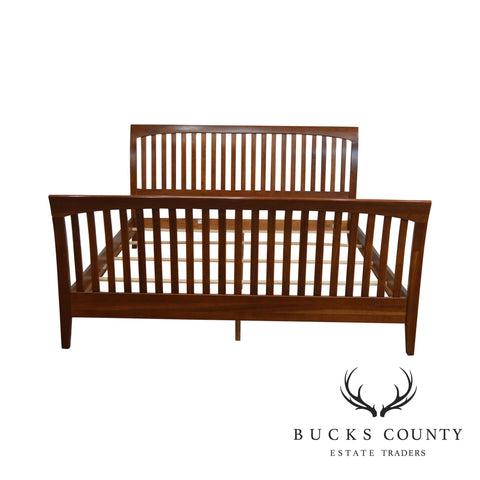 Ethan Allen American Impressions Cherry King Bed