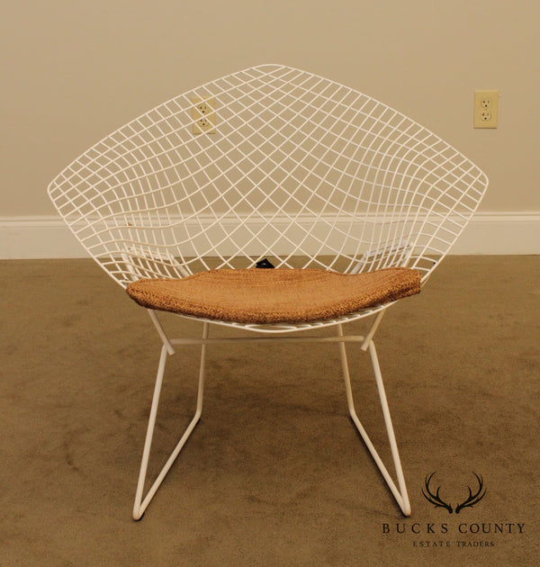 Knoll Authentic Bertoia Diamond Chair