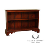 Stephen Von Hohen Custom Pine Low Open Bookcase