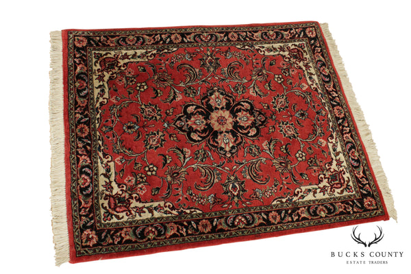 Quality Hand Tied Persian Throw Rug