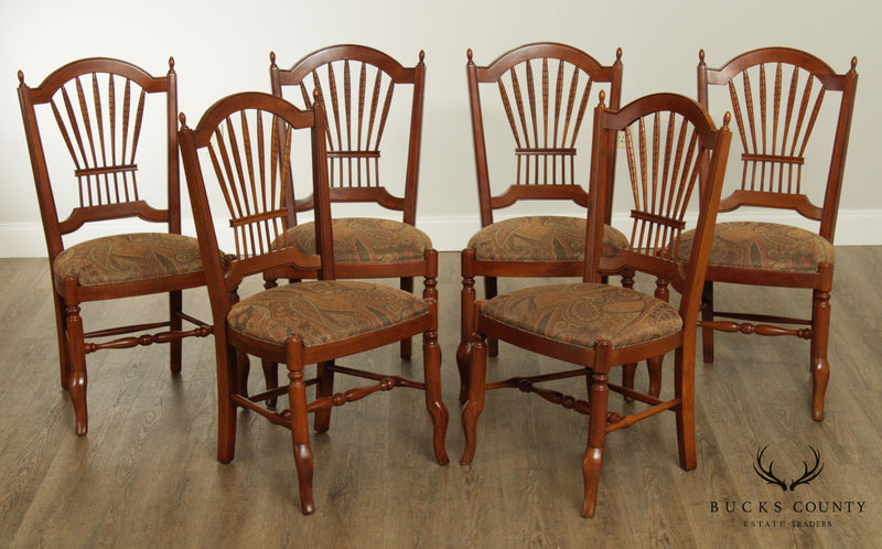 Ethan Allen French Country Style Set 6
