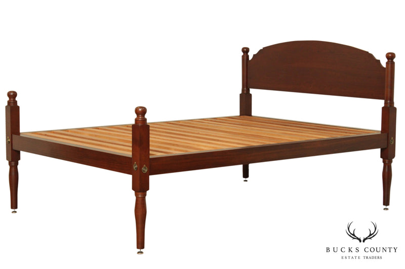Irion Company Cherry Shaker Style Queen Bed
