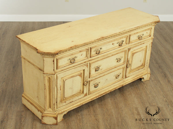 Habersham 'The Plaza Collection' Painted Long Dresser