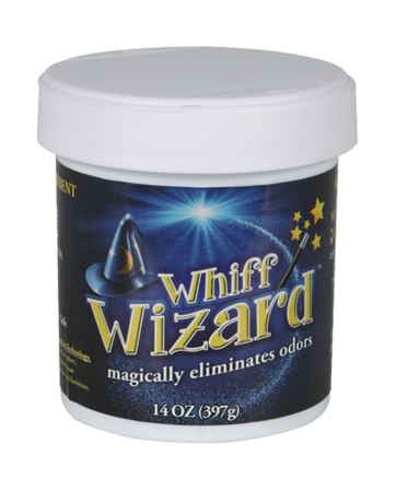Whiff Wizard Odor Absorbing Neutralizing Gel 14oz