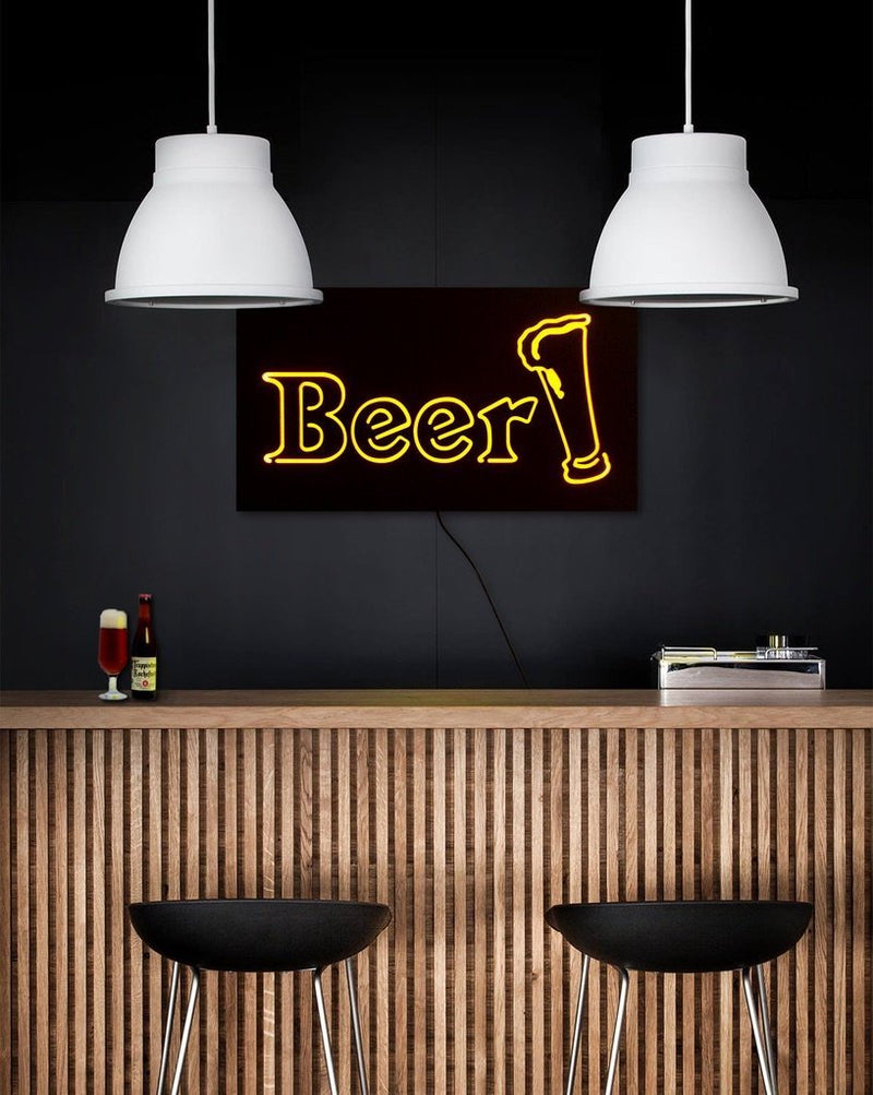 LED вывеска Beer - Article_Republic