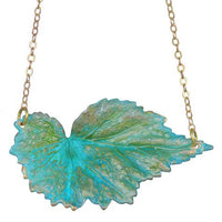 Begonia Necklace