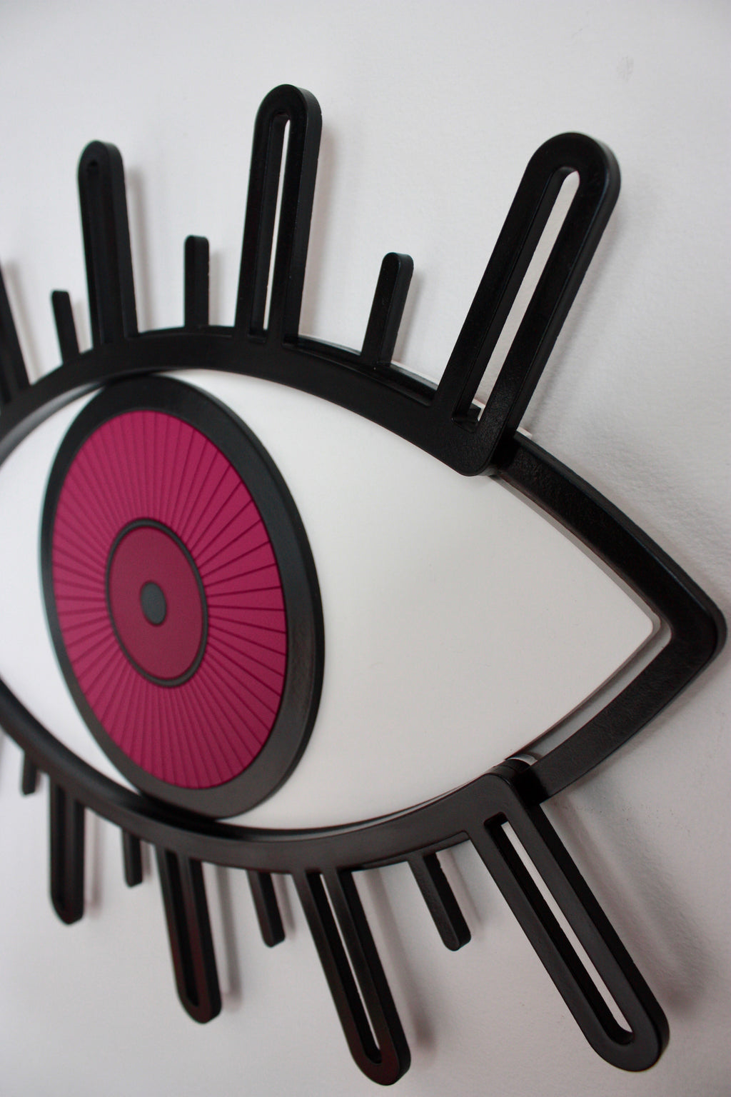 Decorative Eye-Pink