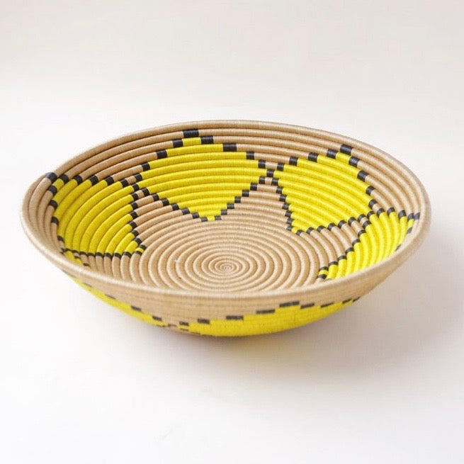 Large Plateau Basket-Sunshine