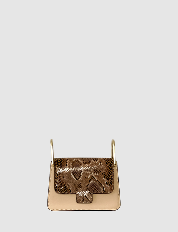 KATE Nude mini bag