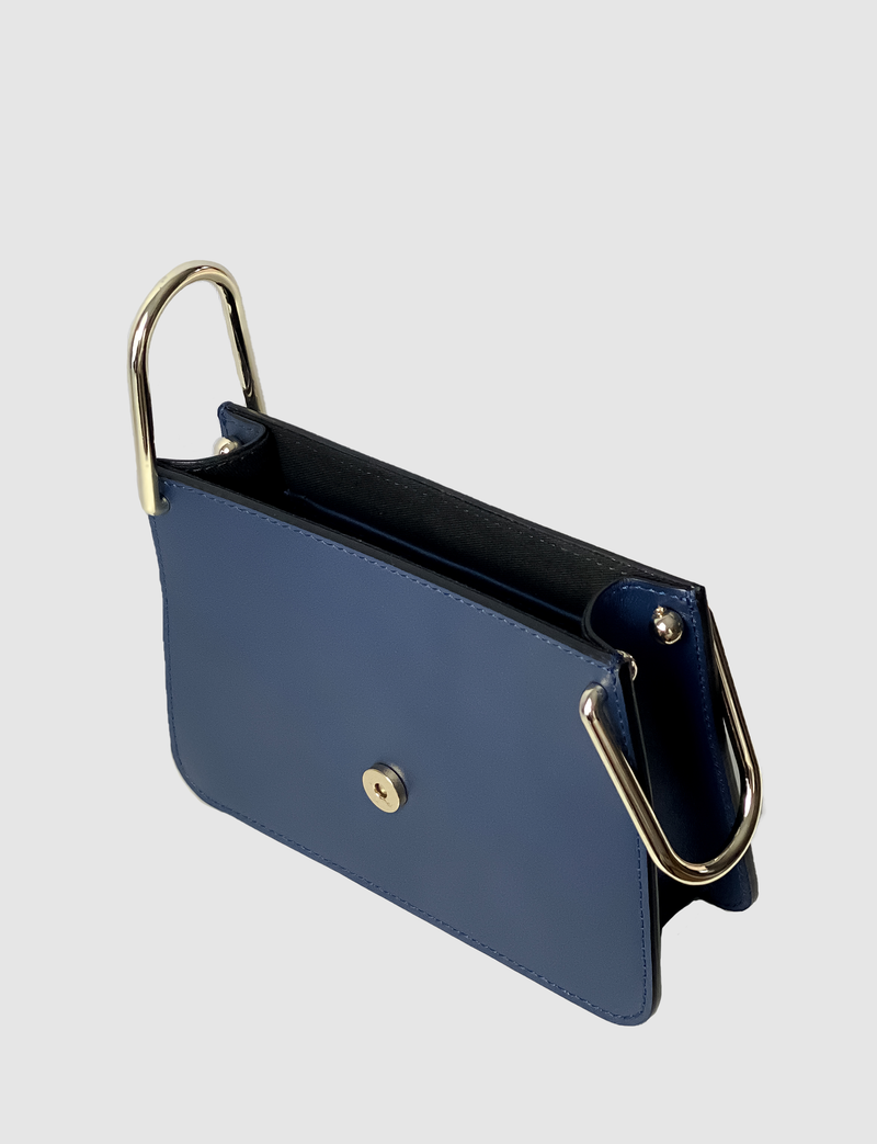 KAYA Blue mini bag