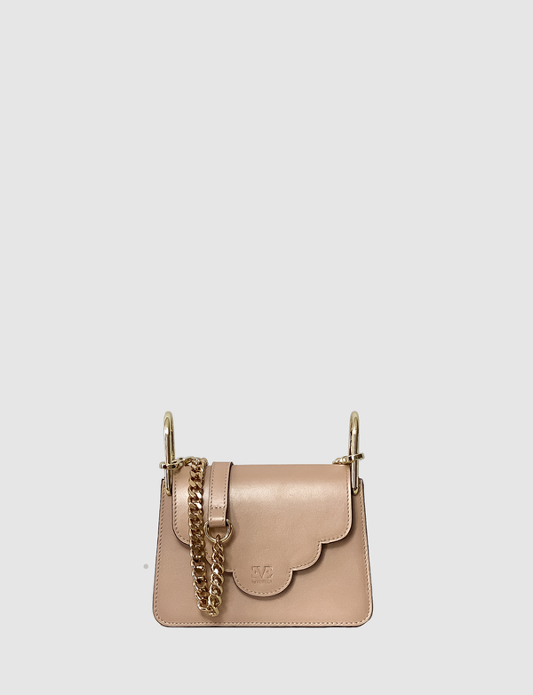 KAYA Nude mini bag