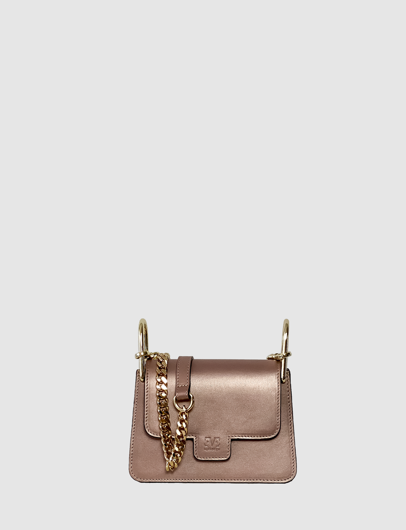 EVE THE LABEL leather mini bag